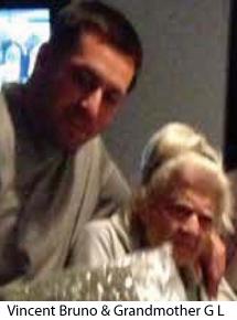 Vincent Bruno & Grandmother
